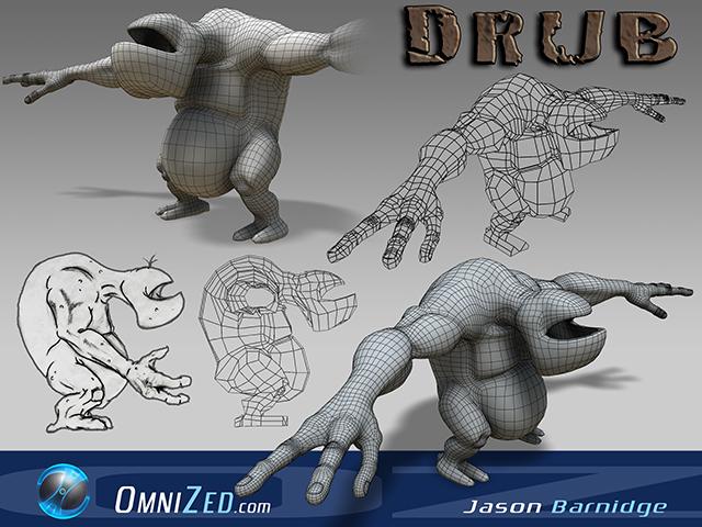 Drub-Concept Study