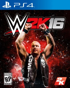 WWE16 Cover